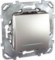 Механизмы Unica алюминий