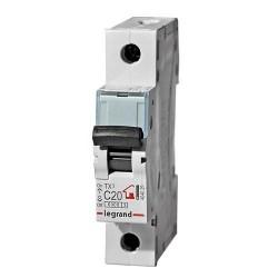 Выключатель автоматический 16А, 1p legrand TX3