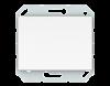 Выключатель одноклавишный Vilma Classic XP500 белый