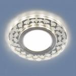 Встраиваемый точечный светильник с LED подсветкой 2247 MR16