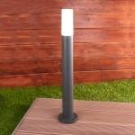 Ландшафтный светильник IP54 серый 1419 TECHNO