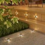 Подсветка для лестниц и дорожек MRL LED 1106 алюминий