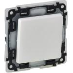 IP44 Влагозащищенный выключатель Legrand Valena life 752151 белый