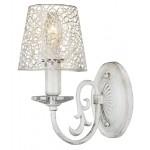 Настенный светильник (бра) Arte lamp Ragnatela A5468AP-1WG