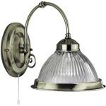 Настенный светильник (бра) Arte lamp American diner A9366AP-1AB