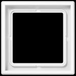 РАМКА 1 пост белый  Jung LS990  арт.LS981WW