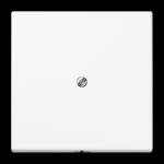 Вывод для кабеля белый  Jung LS990 арт.LS990АWW