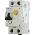 Дифф. автоматический выключатель EATON-PFL4 10A