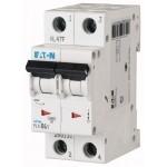 Автоматический выключатель EATON-PL4 16A, двухполюсный
