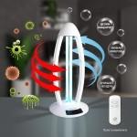 Бытовой бактерицидный ультрафиолетовый светильник UVL-001 Белый UVL-001