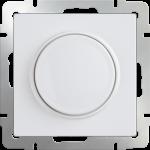 Светорегулятор диммер 600W Werkel белый