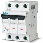 Автоматический выключатель EATON-PL4 50A трехполюсный