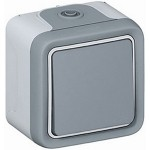 Выключатель/переключатель на два направления LEGRAND PLEXO IP55 069711