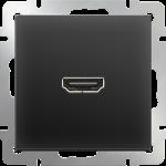 HDMI-розетка Werkel черный