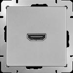 HDMI-розетка Werkel серебро