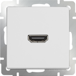 HDMI-розетка Werkel белый